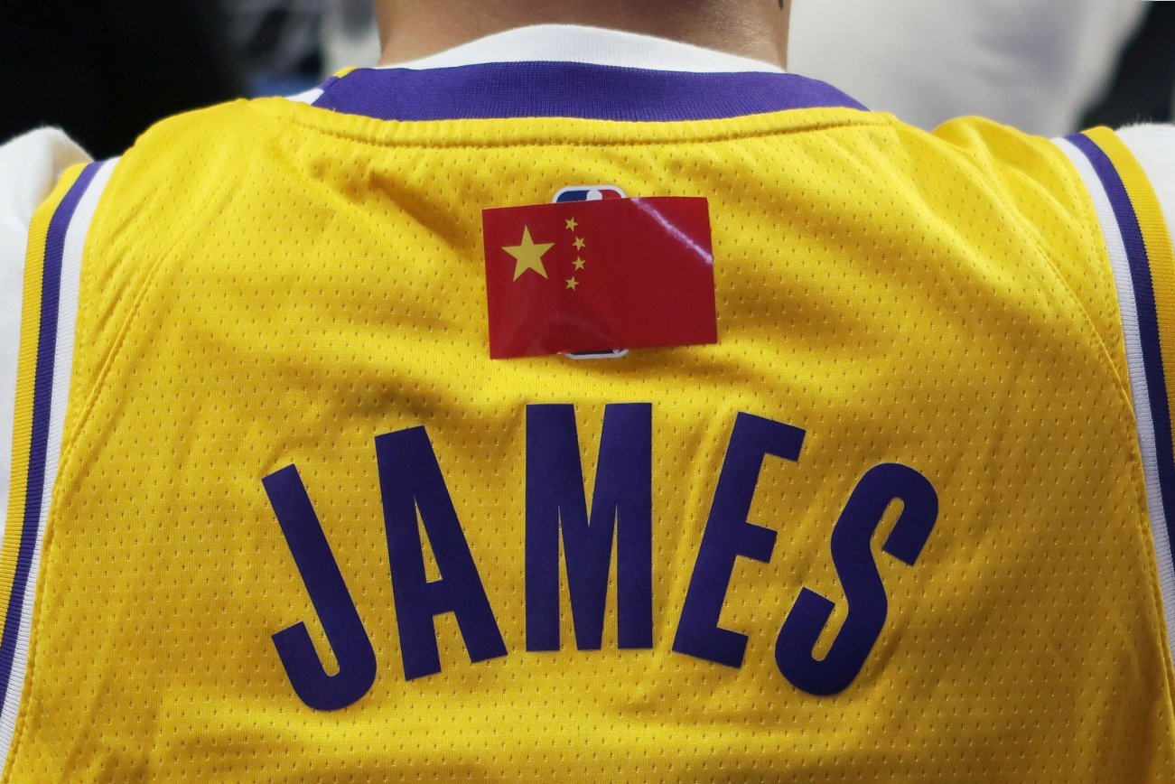 If The NBA Won't Stand Up To Chinese Bullying, What Should We Expect From Other American Companies?