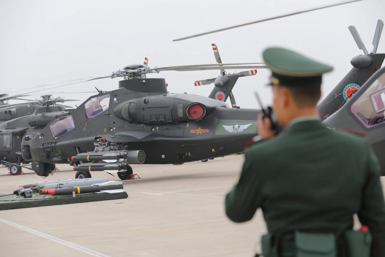 Report: 7 Reasons That China's Military Is No Pushover