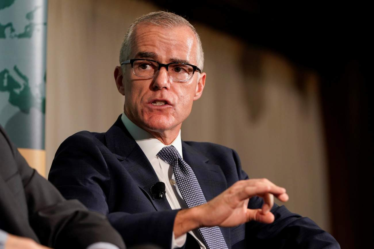 McCabe To Speak at NYU—But Will He Address Carter Page?