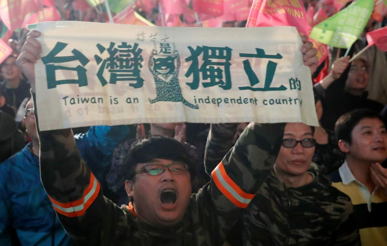 Why Tsai's Victory In Taiwan Has China Very Worried