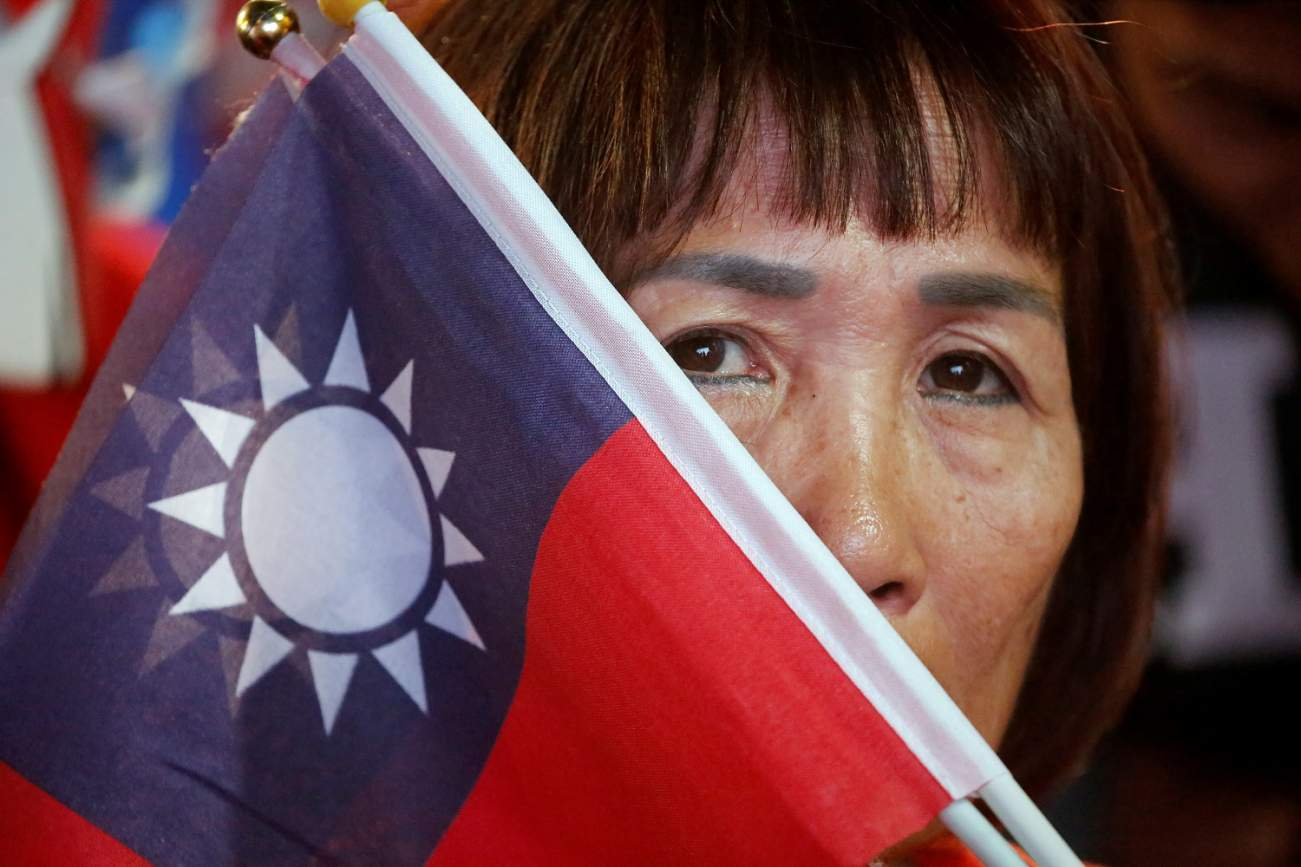 Time for America to Get Serious on Taiwan