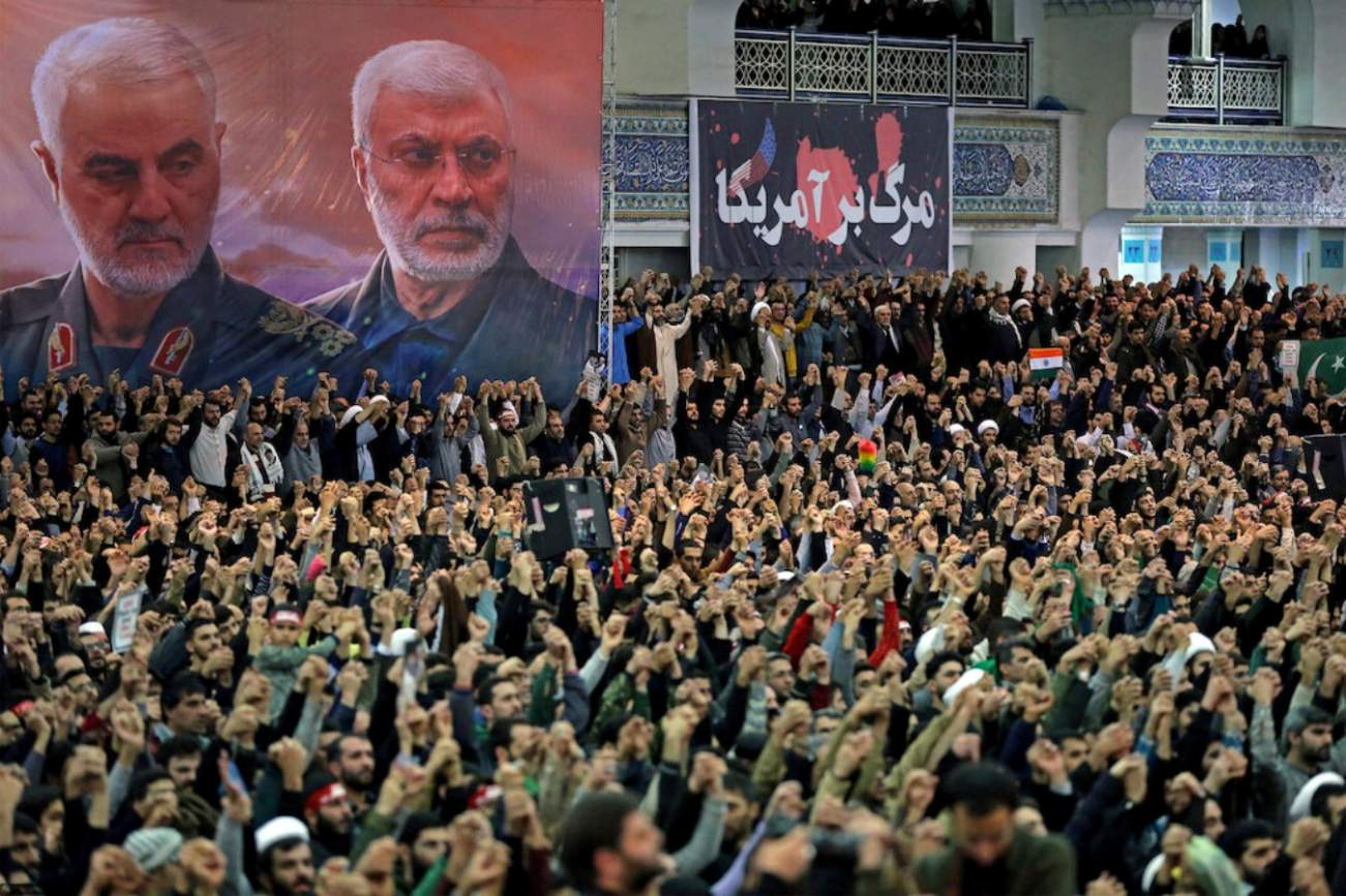 Iran Is Weaker Than The U.S. Military, But Tehran Won't Go Down Easy
