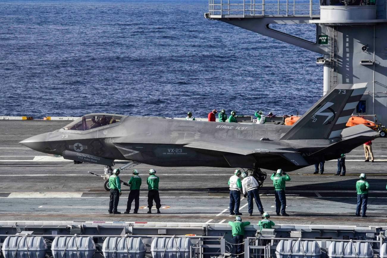 The Navy's 6th Generation Jet Will Make F-35s and F-22s Simply Old