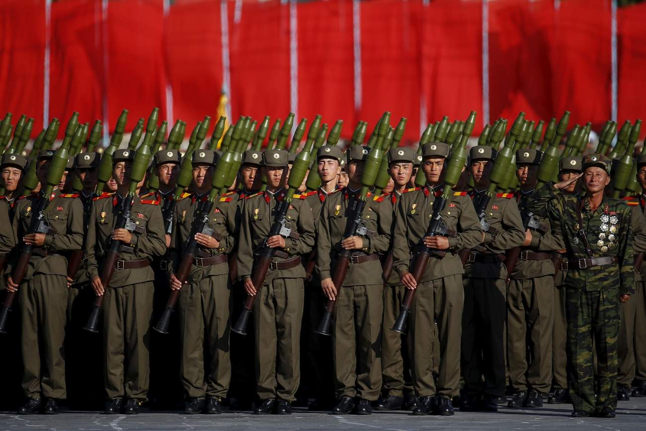 Why a War with North Korea Is Still the Least Bad Option