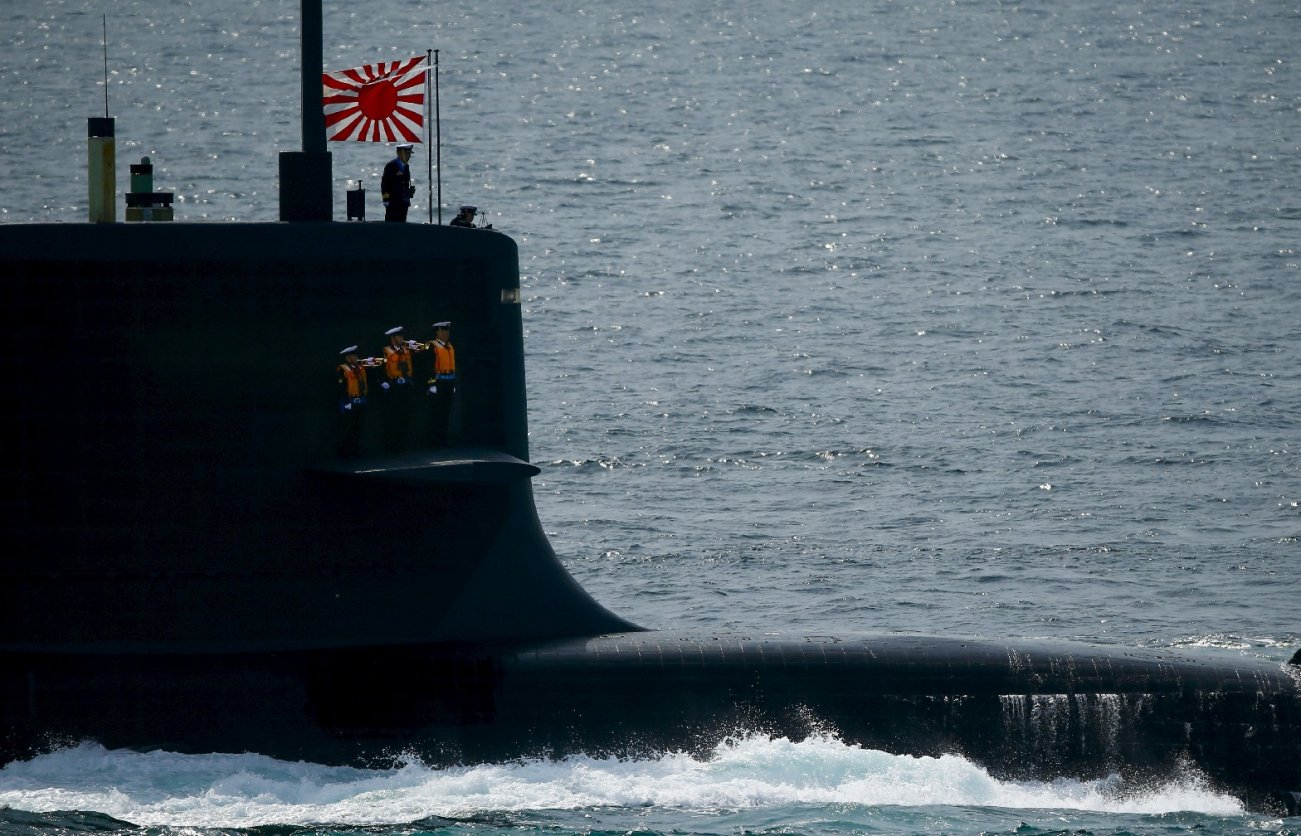 What Does Japan's New Attack Submarines Have In Common with Your iPhone?
