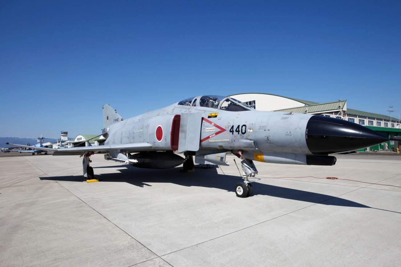 You're Allowed To Buy Your Own F-4 Phantom Fighter