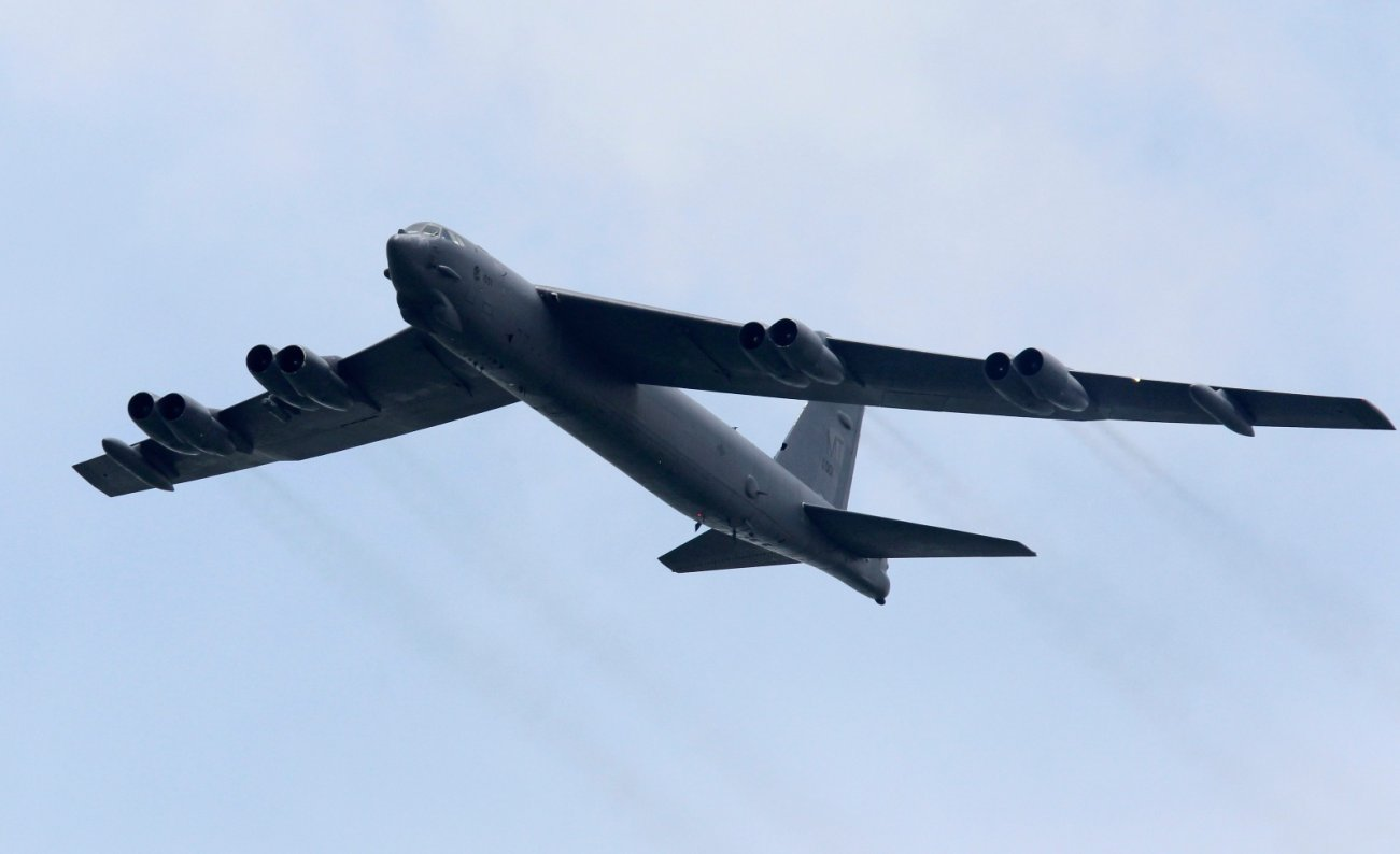 If China Invades Taiwan, Is the B-52 Bomber Its Last Hope?