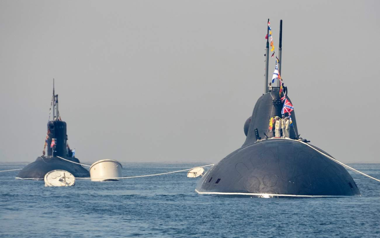 Meet Russia's Shkval Supercavitating Torpedoes (The U.S. Has Nothing Like Them)