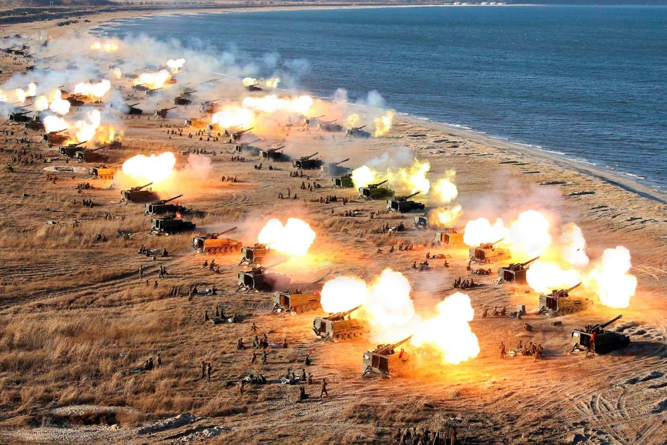 """North Korea's Deadly Artillery Has the """"Potential to Affect Millions of South Korean Citizens"""""""
