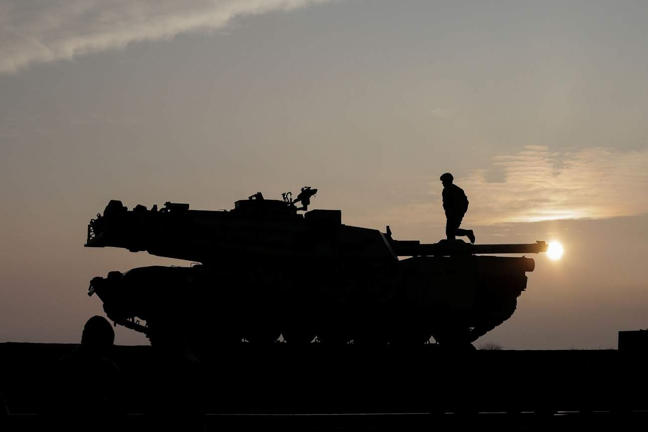 The United States Is Preparing For War Against Russia Or China (Or Both)