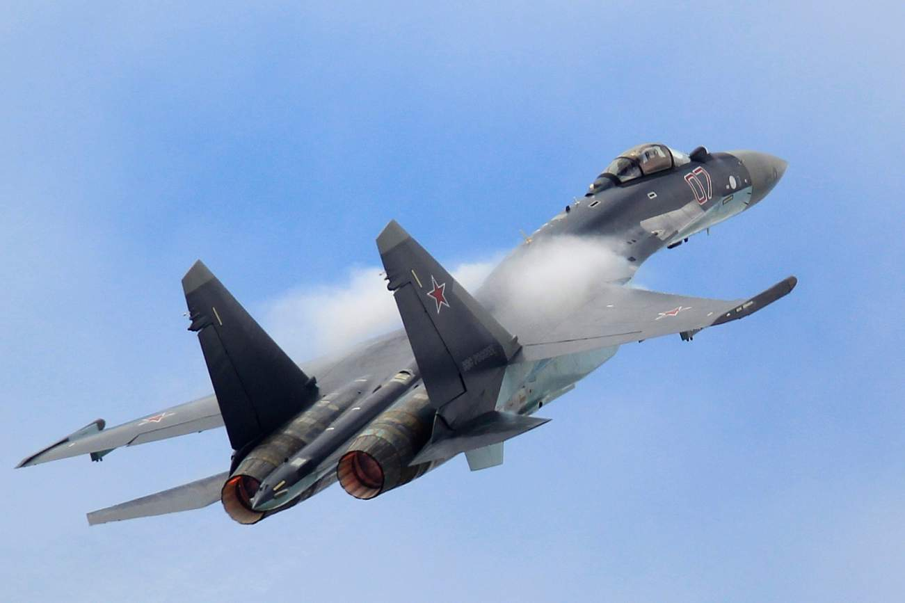 This Russian Fighter Jet Is a Threat to America For 1 Reason