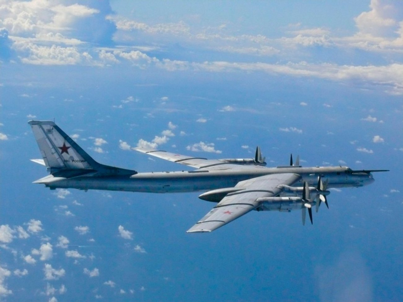 Learn About Russia's 'Version' of the B-52 Bomber