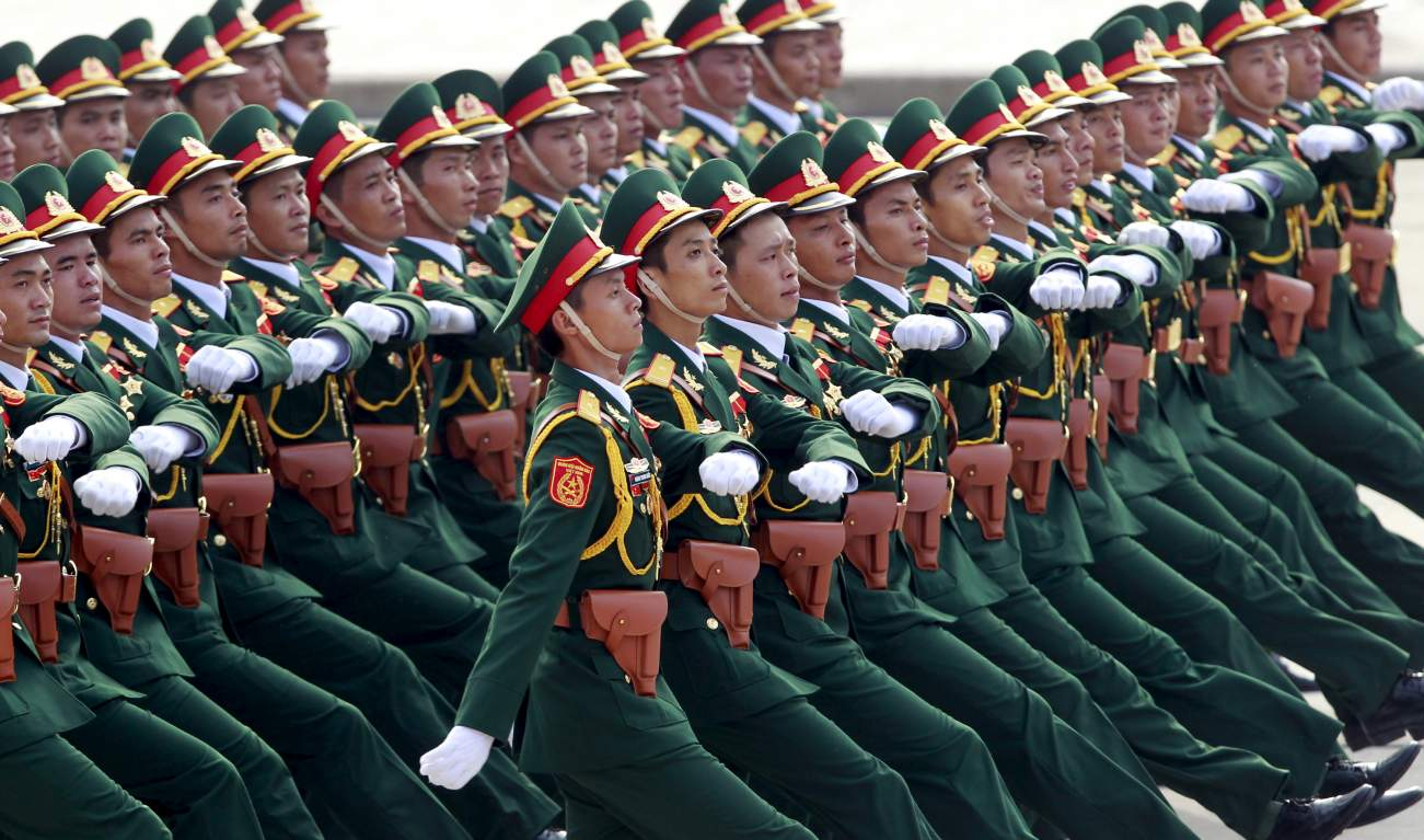 Can Vietnam Be America's New Ally Against China?