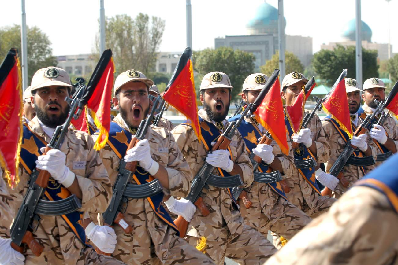 What Will Iran's Looming Civil War Look Like?