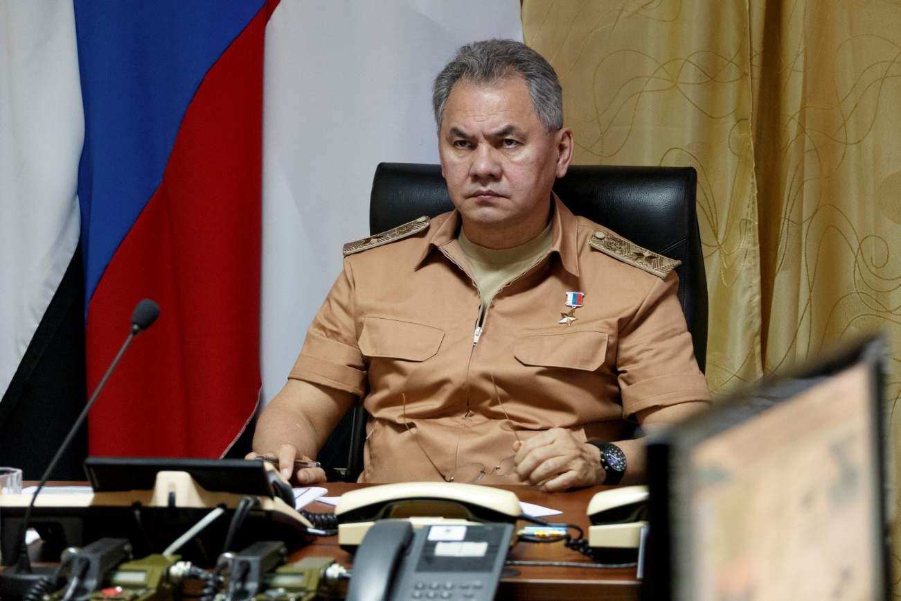 The appointment of Sergei Shoigu by the Minister of Defense was appreciated by bloggers 06.11.2012 85