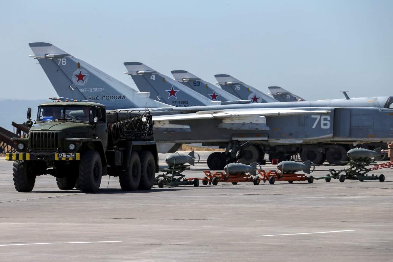 Война в Сирии  стала  благом для российских военных