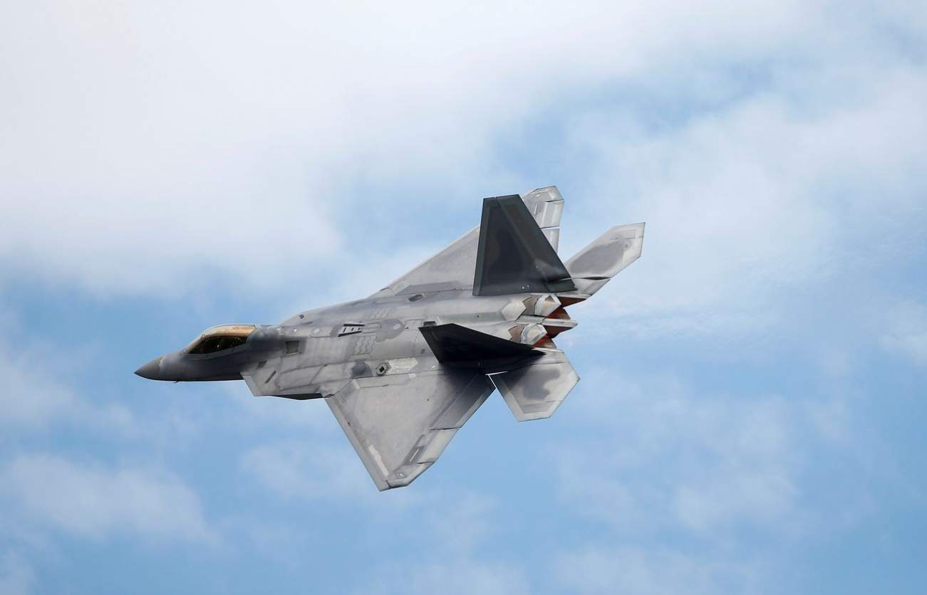 Stealth Wins: Why The F-22 Is Able To Fly Without Worry