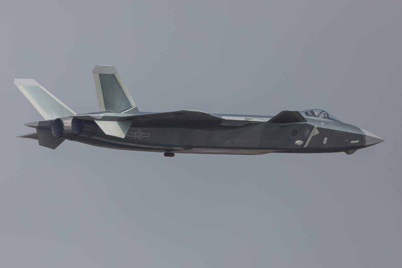 Sorry, China: J-20 Stealth Fighters are No Match for an F-22 or F-35