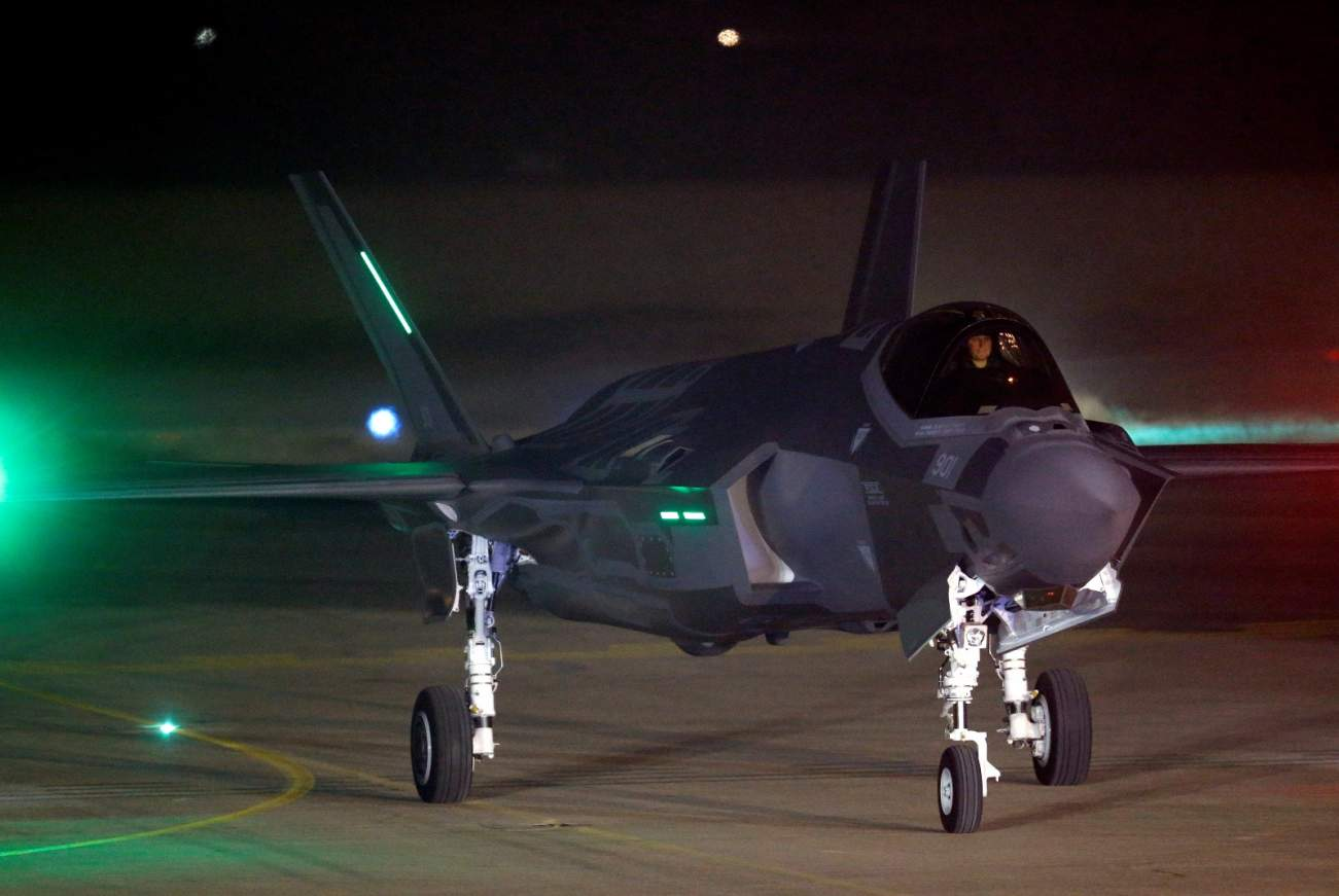 Iran's Nightmare: Israeli F-35s Armed with Hypersonic Missiles.