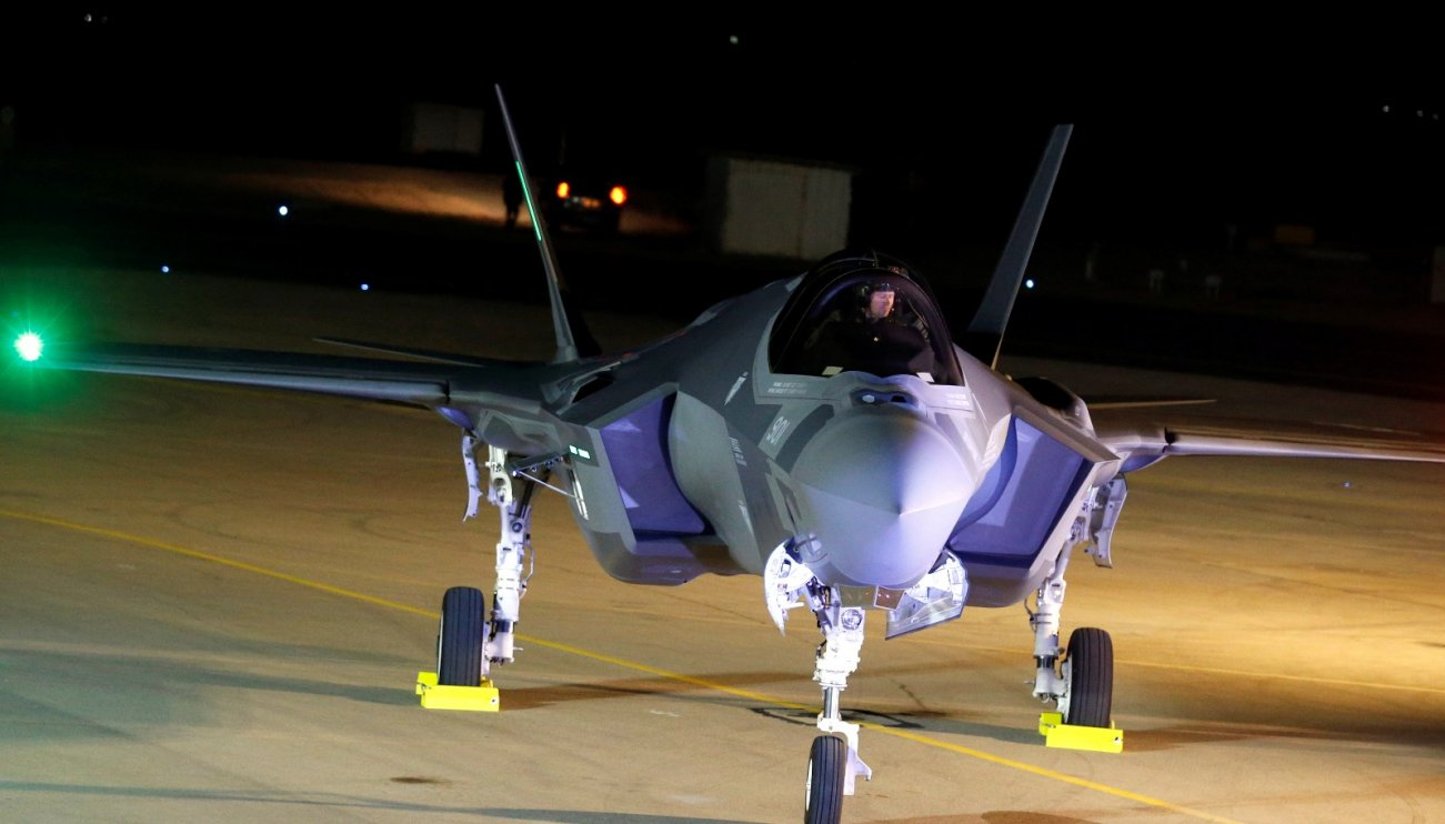 MON: Israeli F-35s Could Be Flying Over Iran—Without Tehran Even Knowing