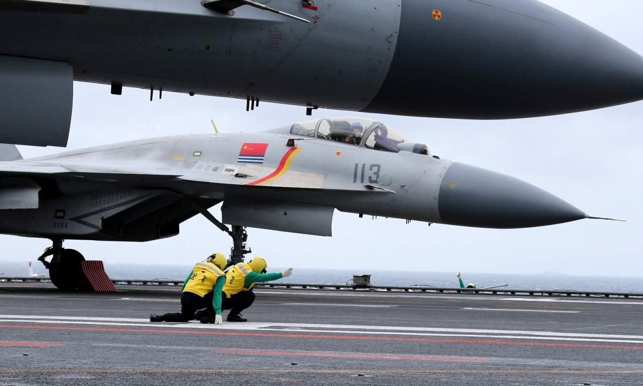 How China Stole Russia's Jet Fighter Designs (And Russia Isn't Happy)