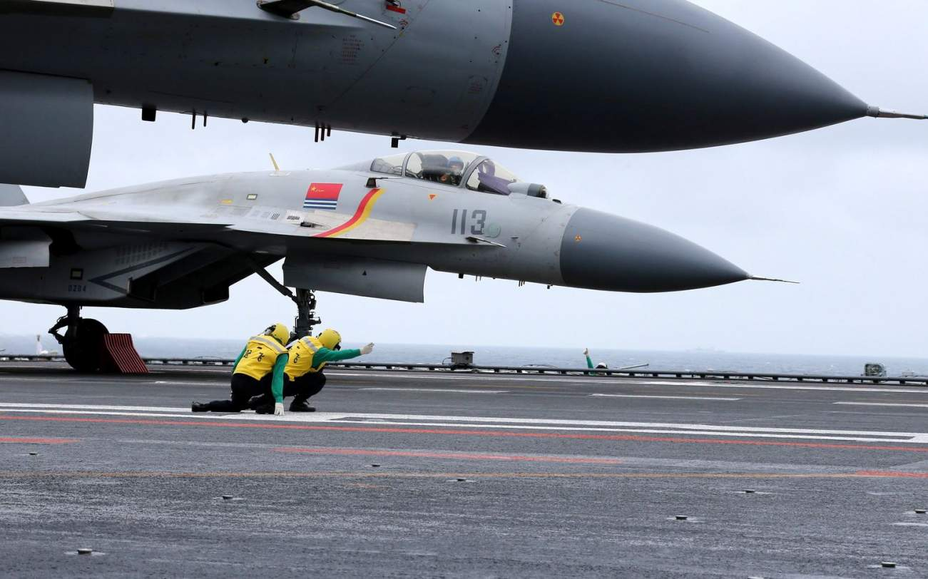 China Paid a Big Price For Stealing a Russian Fighter Jet Design