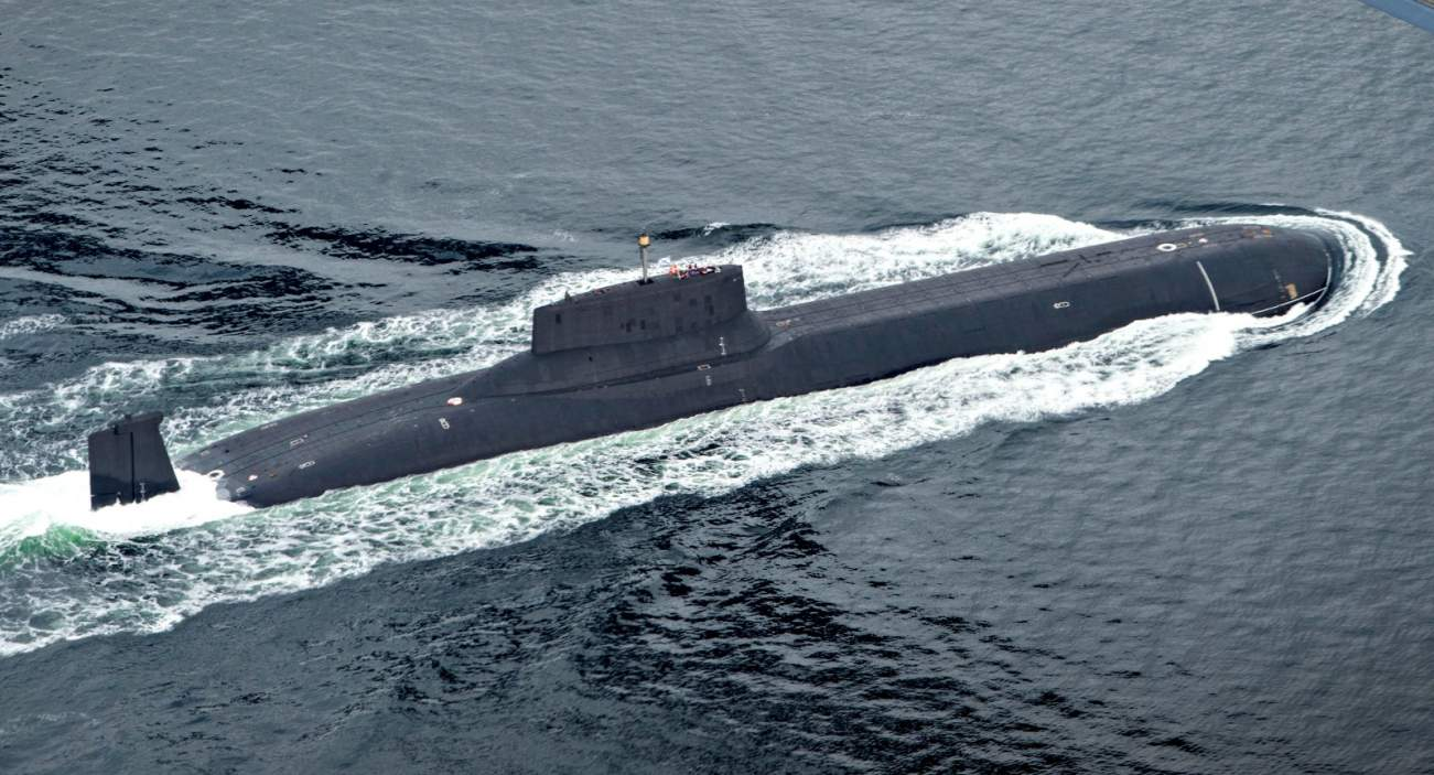 A Dead Russian Submarine Armed with Nuclear Torpedoes was Never Recovered