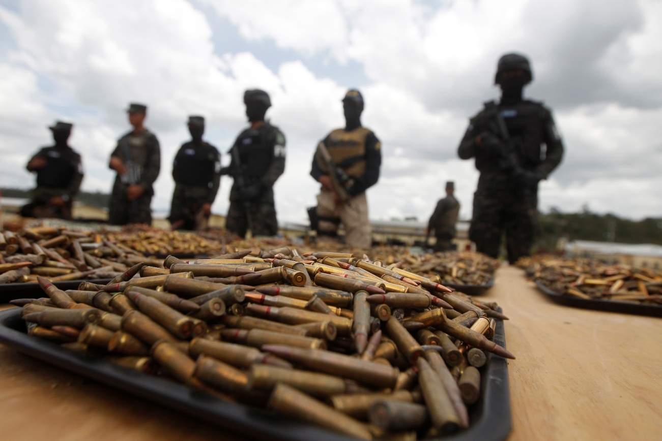 How the U.S. Military Could Dominate: New Ammo?
