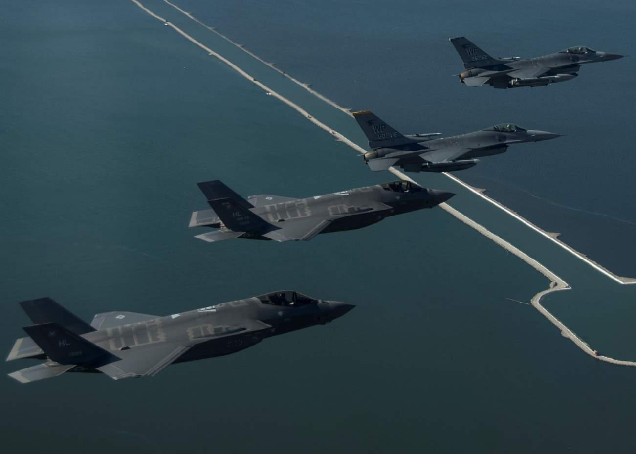 The U.S. Air Force Has Begun Prototyping Its F-35 Stealth Fighter Replacement