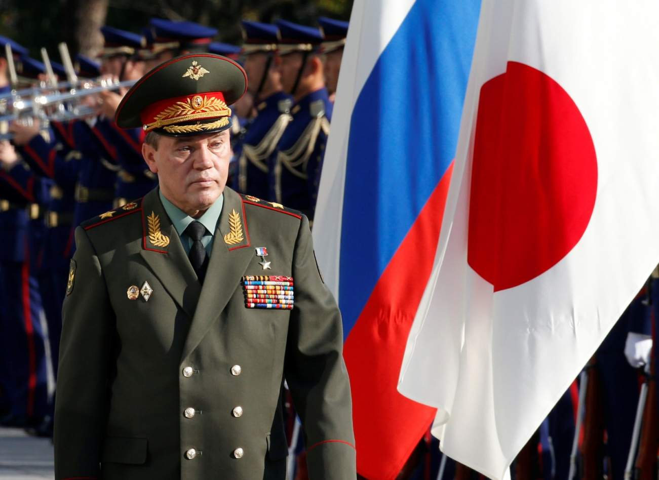 Russia's Invasion Of Imperial Japan Created Modern East Asia