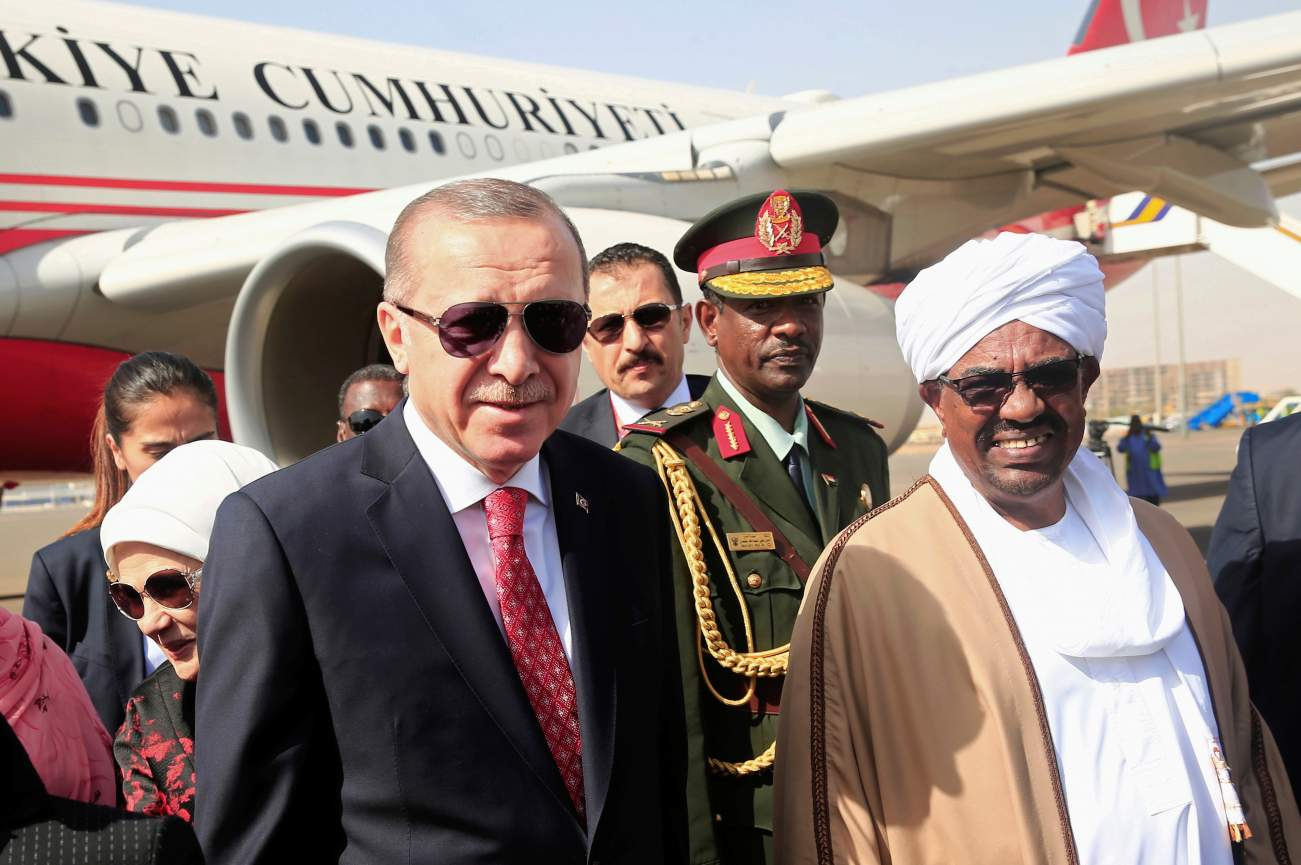 Is Middle Eastern Rivalry Good for Africa?