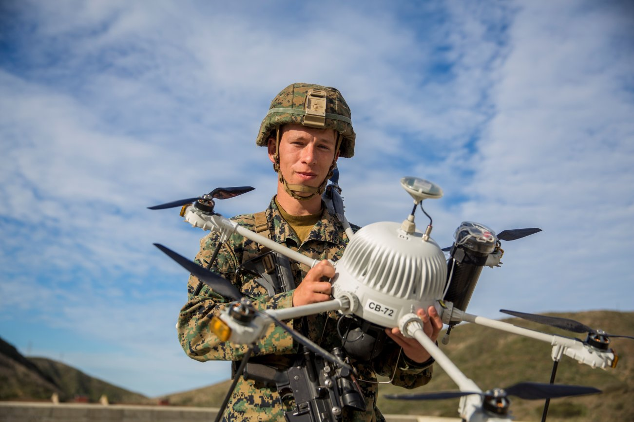 The U.S. Military Is Working on Mind-Control for Drones