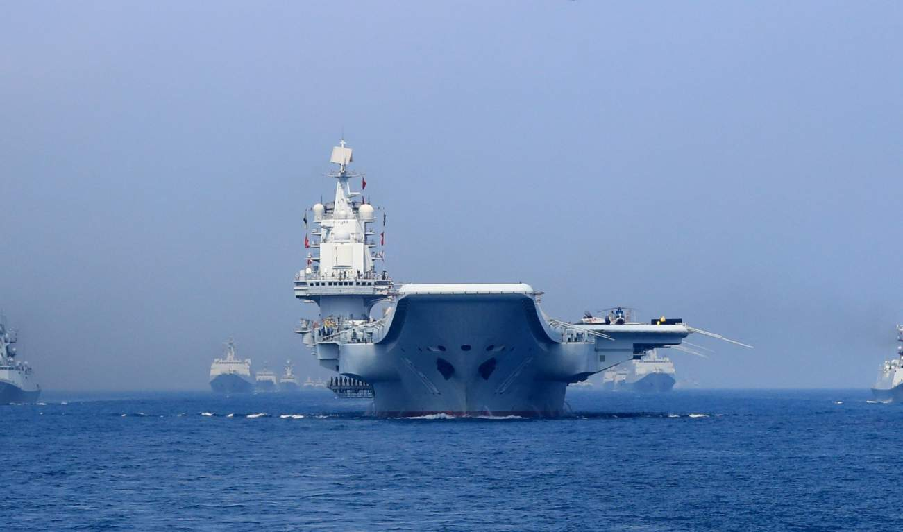 China Just Decided Against A Six Aircraft Carrier Fleet—Why?