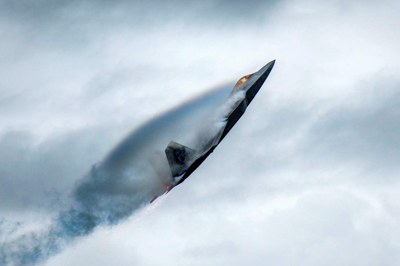 Bad News China, The F-22 Is Getting Some Serious Upgrades