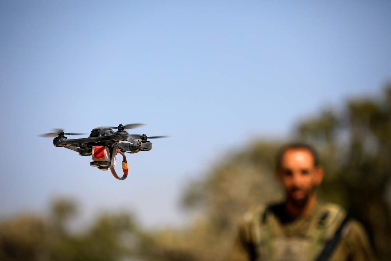 The Reality of Armed, Commercial Drones