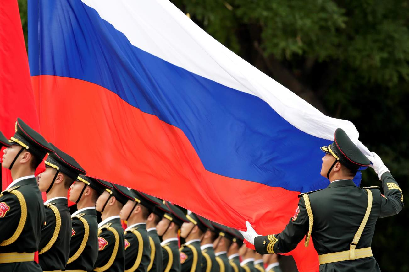 Russia's Relationship With China Will Change Northeast Asia