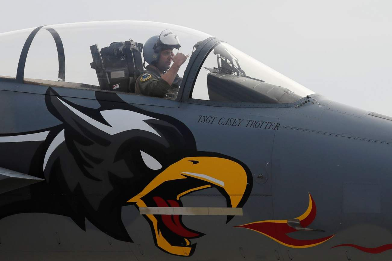 Why Not Even Father Time Can Beat the F-15 Eagle