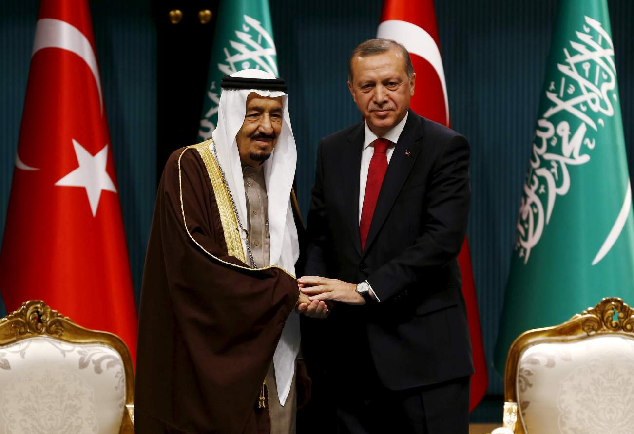 Khashoggi killing: Erdogan accuses 'highest levels' of Saudi gov't