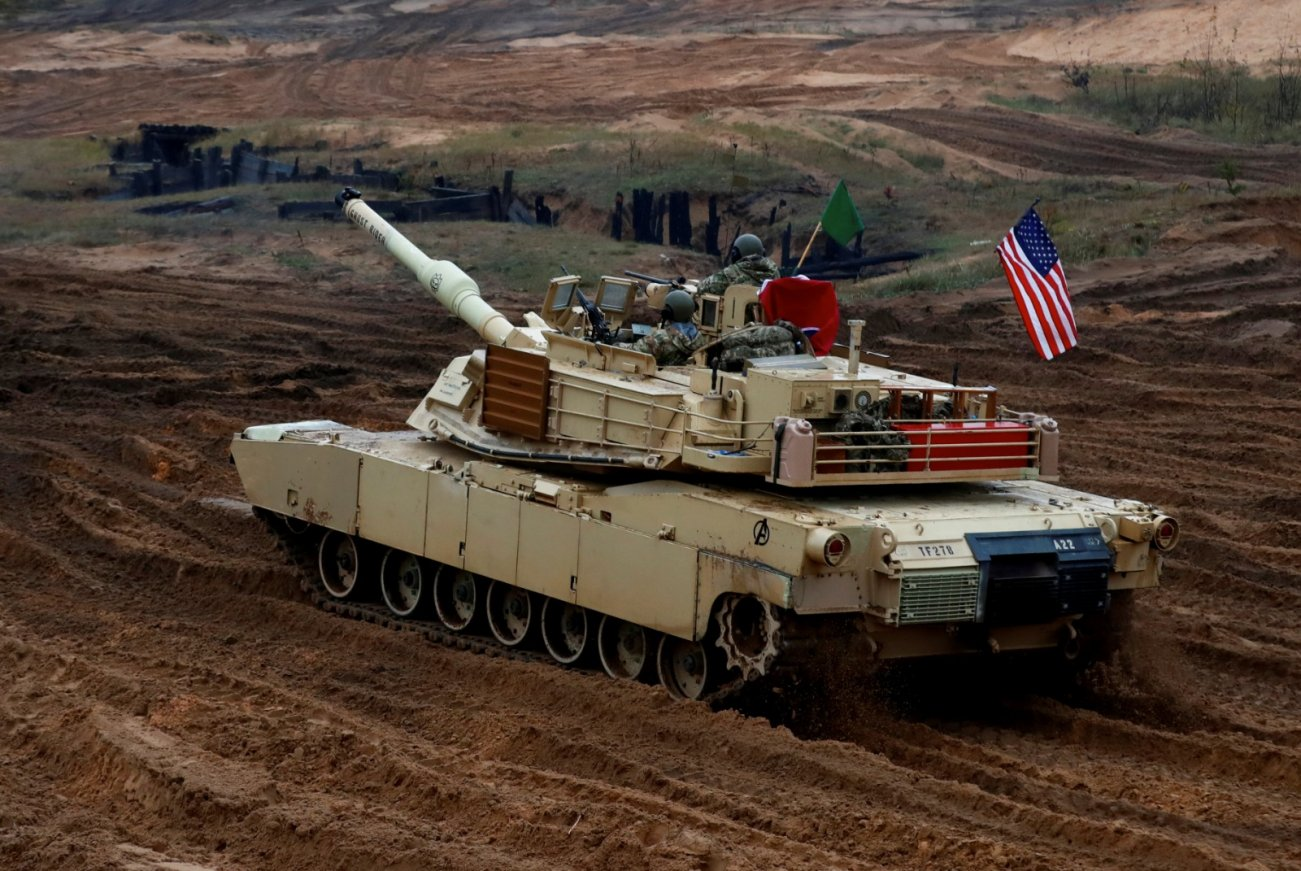Russia Has A New Weapon To Kill America's Abrams Tanks