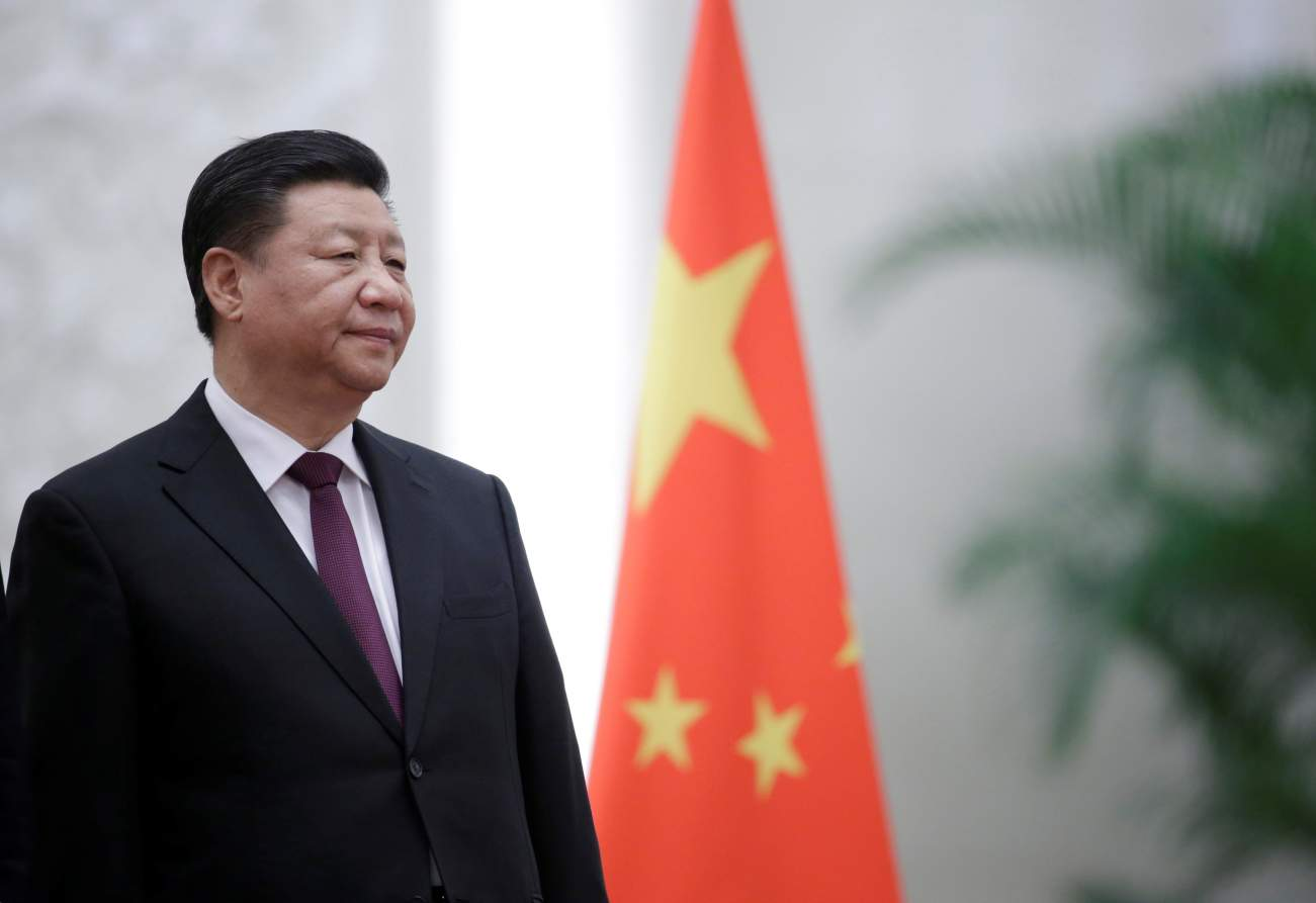 China is Changing the Status Quo in the Taiwan Strait