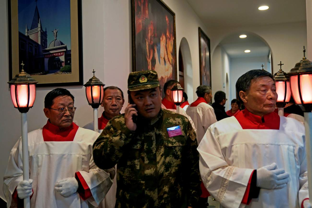 China Jails Pastor Nine Years for Calling Communist Party 'Morally Incompatible With The Christian Faith'