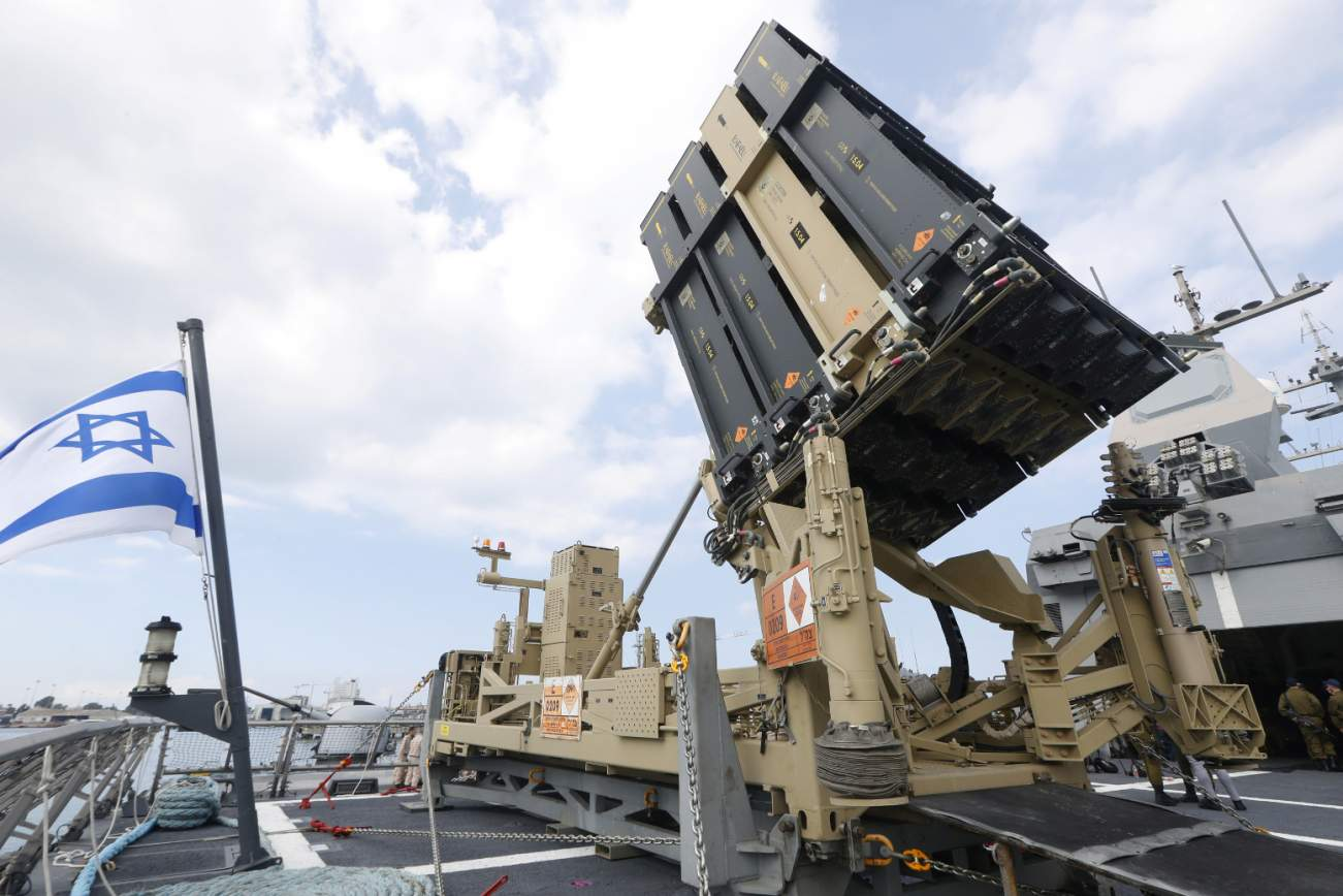Israel's 'Iron Dome' Is Headed to Europe
