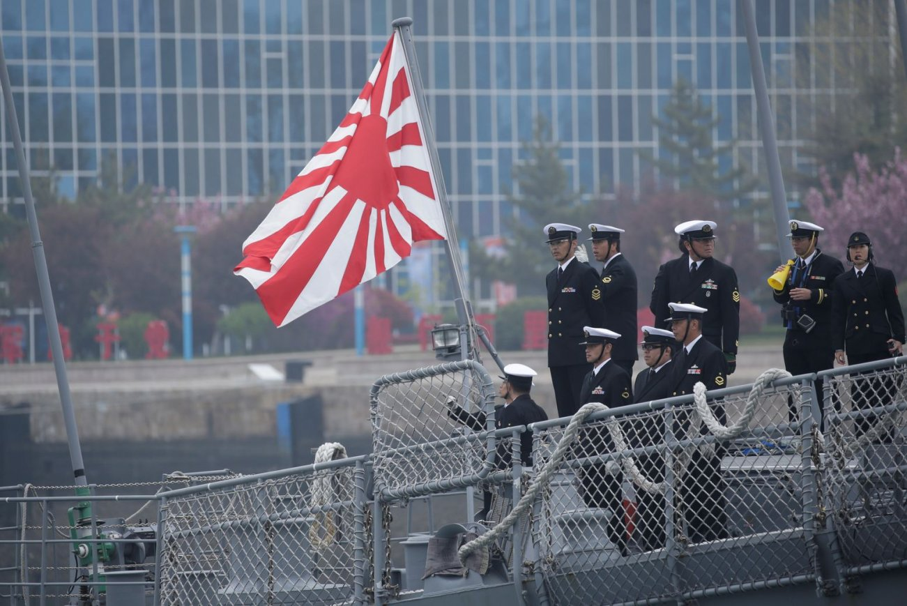 Could Japan Beat China In A War?
