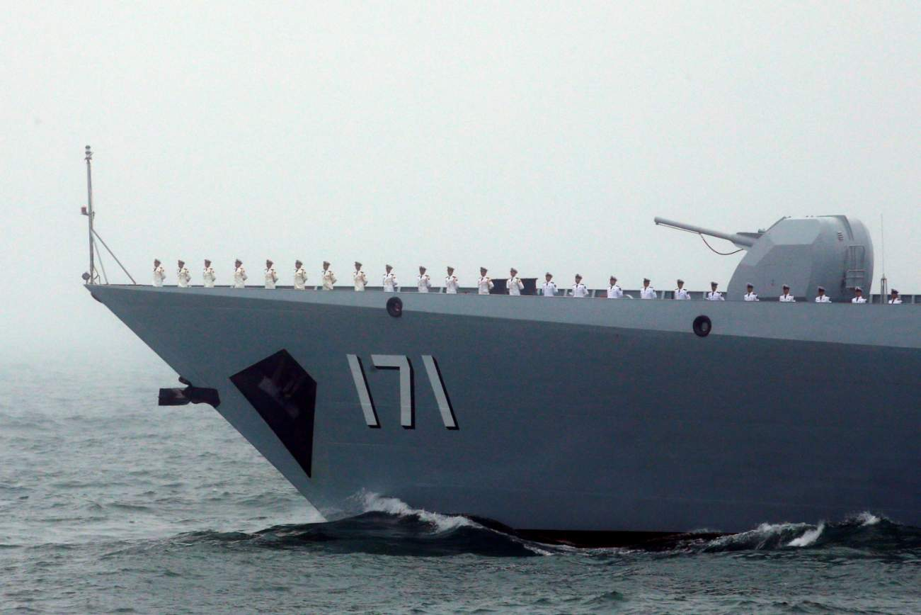 Look Out America, China Is Building Navy Railguns Of Its Own