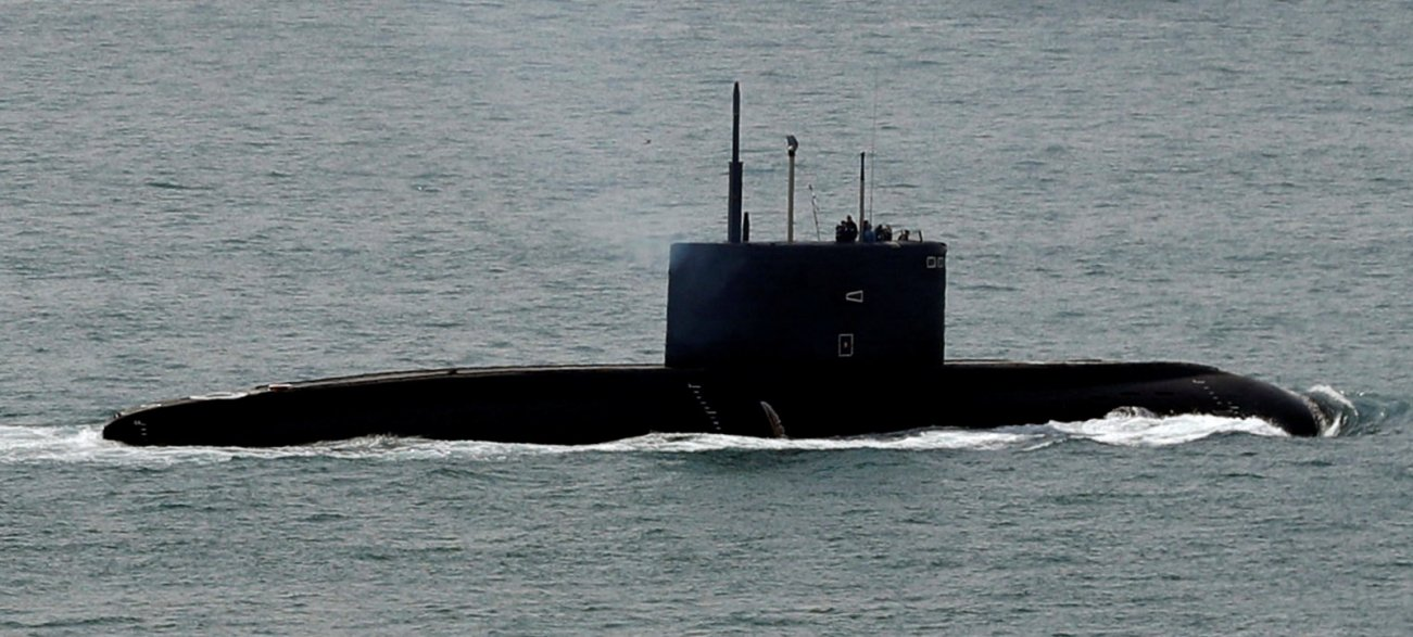 Russia Is Preparing To Deploy Its Nuclear Doomsday Drones On Submarines