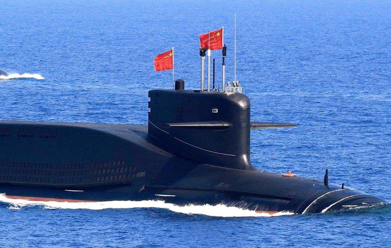 China's Submarines Can Now Launch a Nuclear War Against America