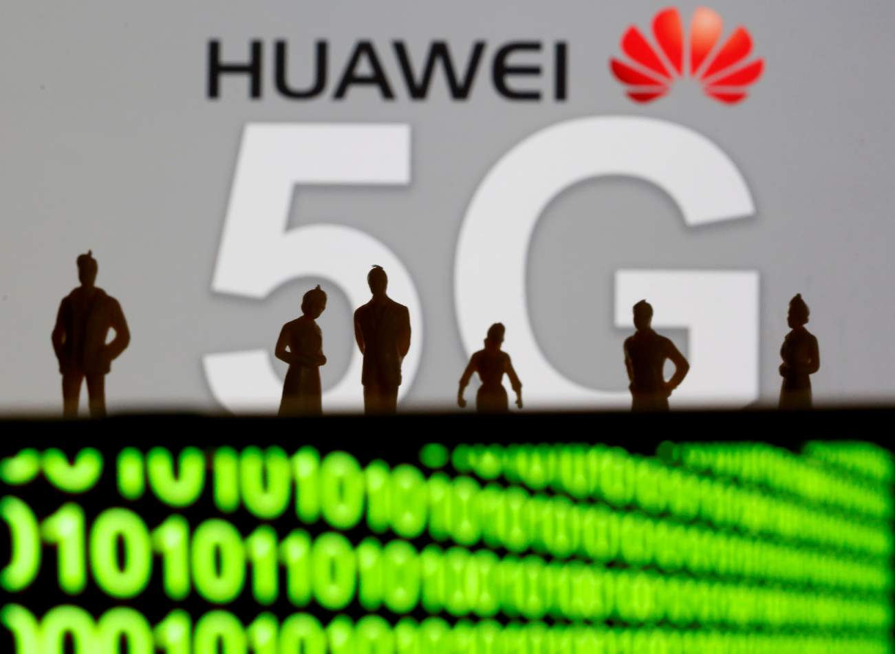 Huawei isn't backing off - signed 46 commercial 5G projects in 30 countries