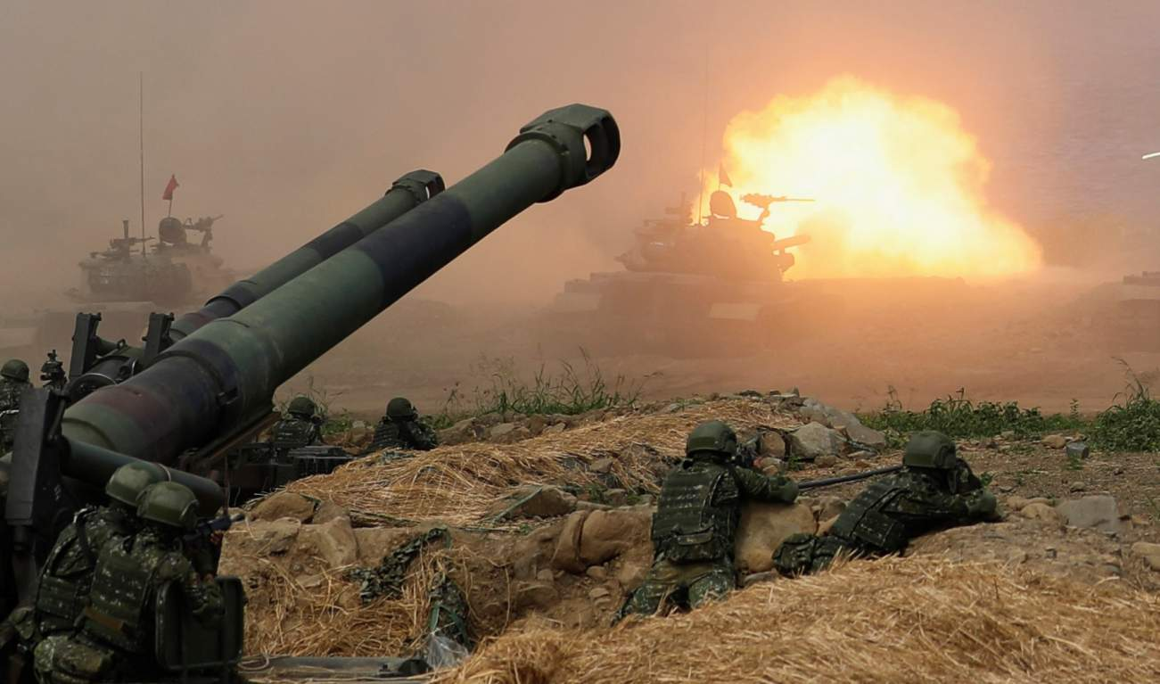 America vs. China: A Proxy War through Taiwan?