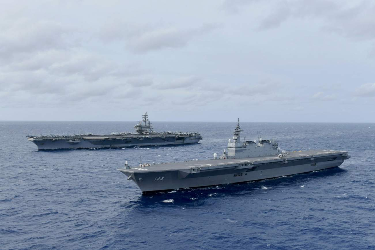 Sink Feeling: China Is Slowing Its Plans To Build More Aircraft Carriers