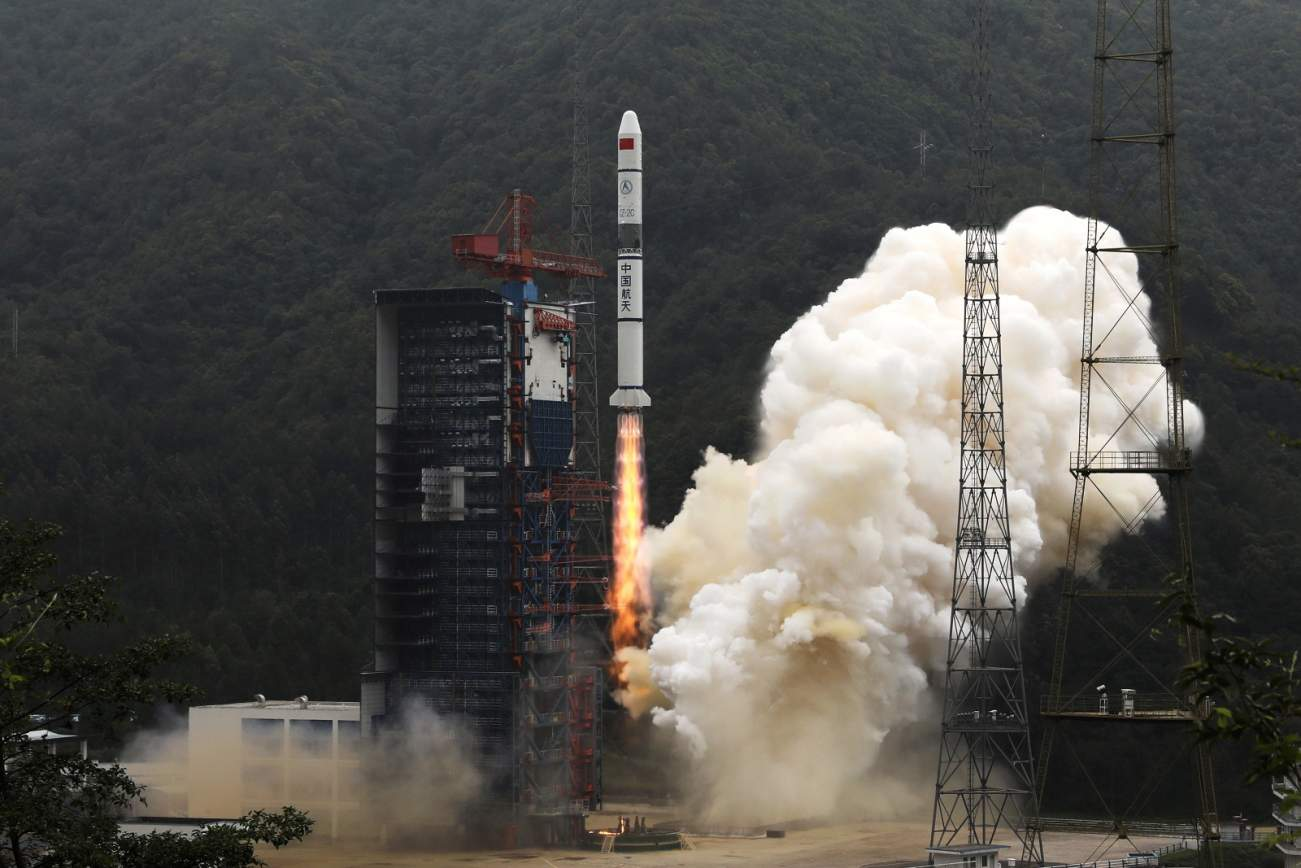 The Next Space Race: Is America Ready For Chinese Space Drones?